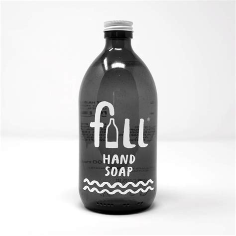 Eco-Friendly Hand Soap - Biodegradable and Refillable Eco