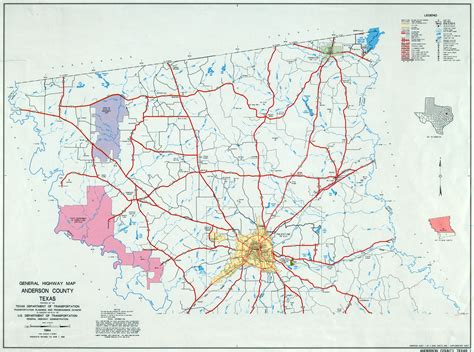Texas County Highway Maps Browse - Perry-Castañeda Map