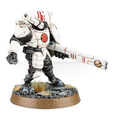 New Tau Fire Warrior Teams, Scenery and More! - Tabletop
