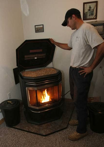 Wood-burning stoves sell at fiery pace in area stores