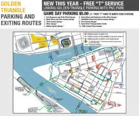 Parking and Traffic Information for the 2012 Pittsburgh