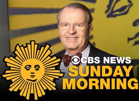 CBS News Sunday Morning TV Show Air Dates & Track Episodes