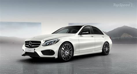 2015 Mercedes-Benz C-Class With Night Package Review - Top