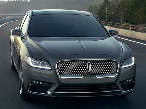 2018 Lincoln Continental MPG, Price, Reviews & Photos