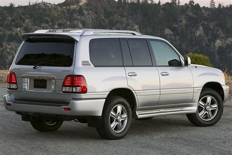 Lexus LX 470 Reviews, Specs and Prices | Cars