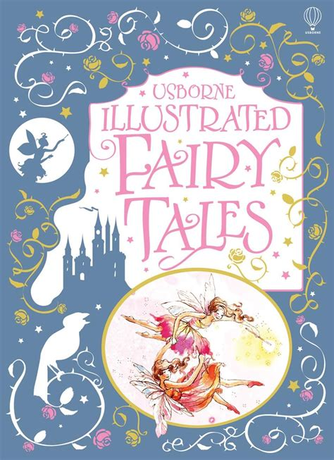 """""""Illustrated fairy tales"""" at Usborne Books at Home"""