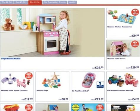 Aldi toy sale date in Oct 2015 – Product Reviews Net