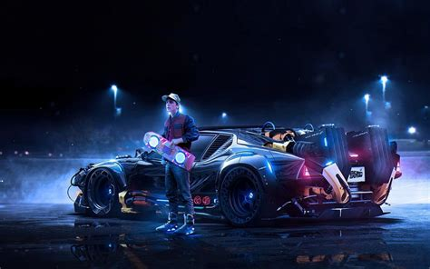 Back to the Future Part II | Live HD Wallpapers