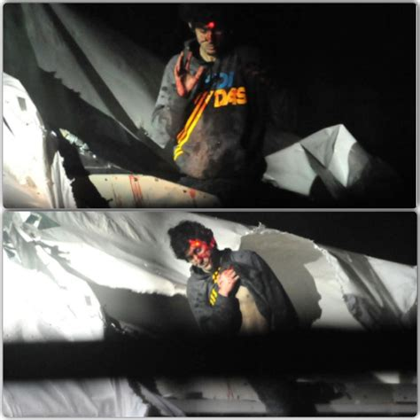 Newly released photos of the day Boston bomber was capture