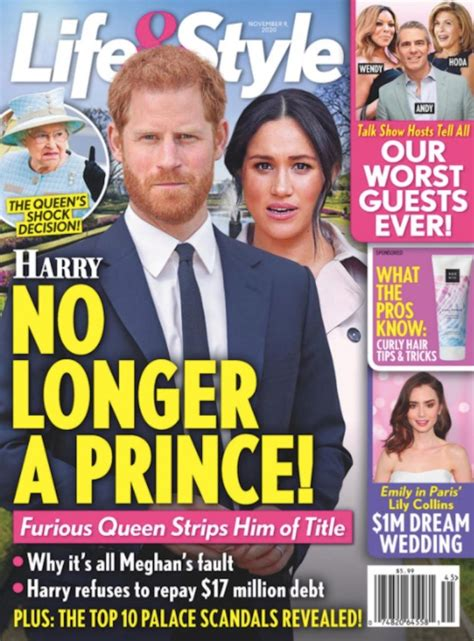 Report: Queen Elizabeth Stripped Prince Harry Of His