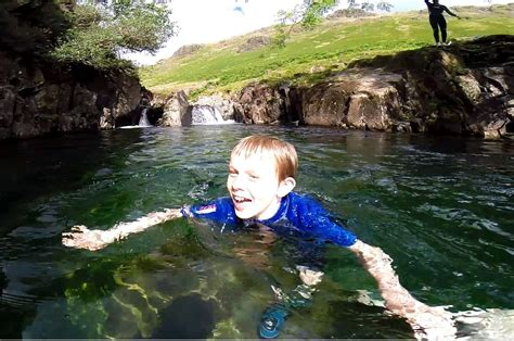 River Swimming Spots in the Lake District - Lakelovers
