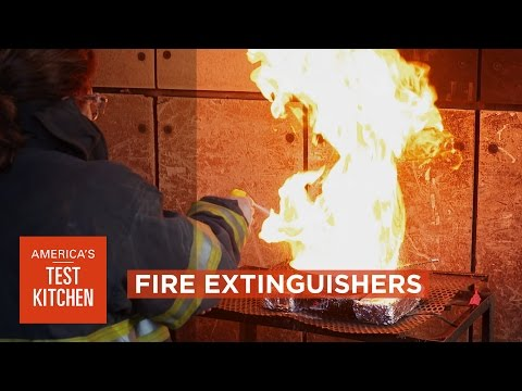 Stop Household Fires Fast With Easy-To-Use First Alert