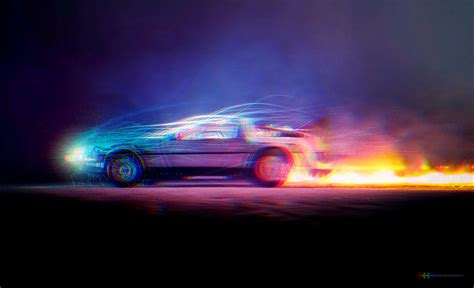 Back to the Future : wallpapers