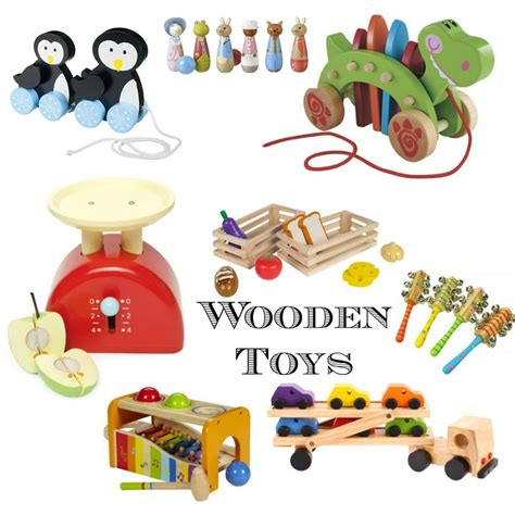 Christmas gift guide - wooden toys - Rock and Roll Pussycat