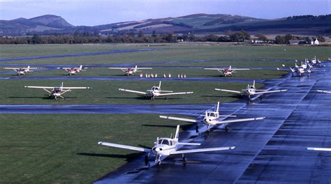 Perth Airport History | Pilot Training and RAF Information