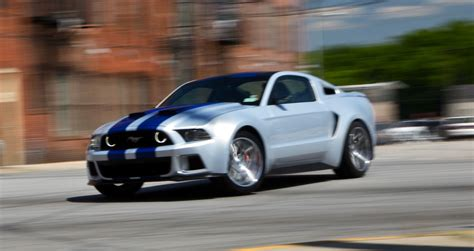Ford Mustang announced as Need for Speed hero car - photos
