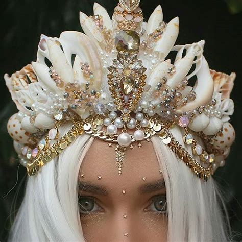 These Super Pretty Mermaid Crowns Are Magical AF