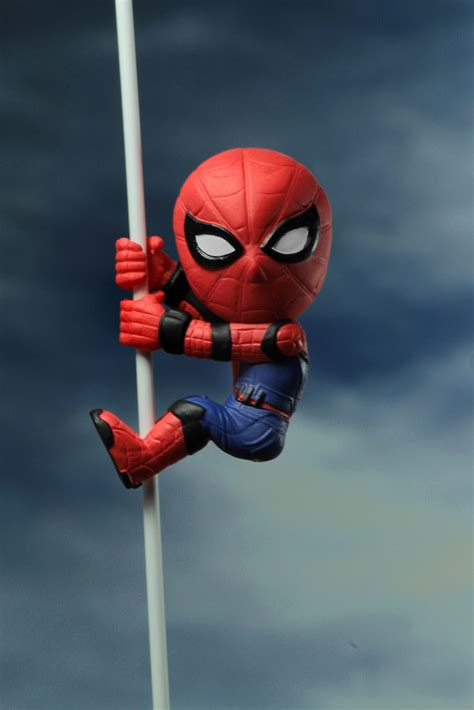 DISCONTINUED: Scalers – 2″ Characters – Spider-Man (Spider