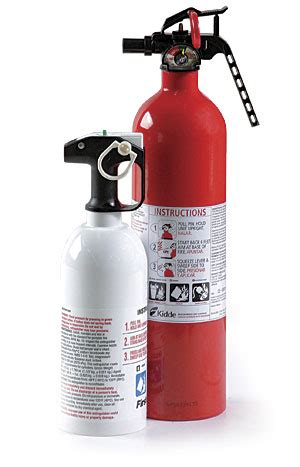 What's the Difference: Residential Fire Extinguishers