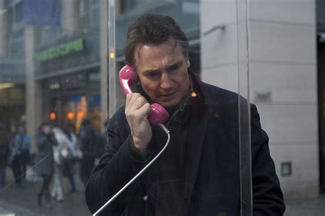 Feature: Why Is Liam Neeson Always On The Phone In His Movies?