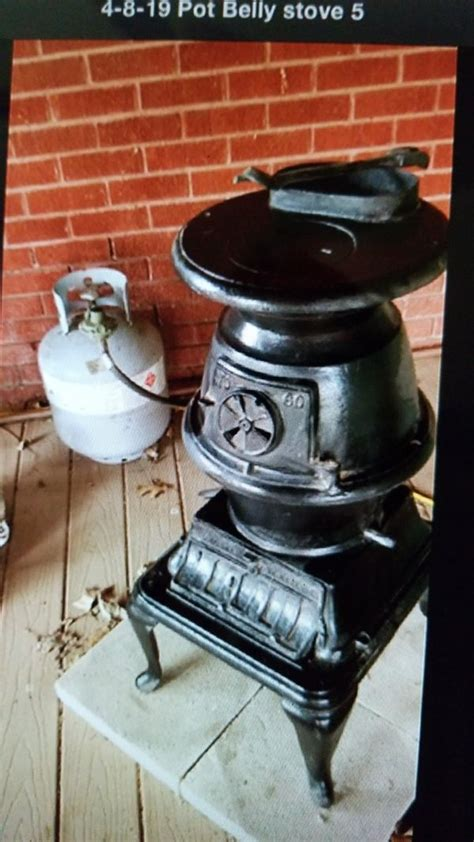 Propane Cast Iron Pot Belly Stove/Heater for Sale in