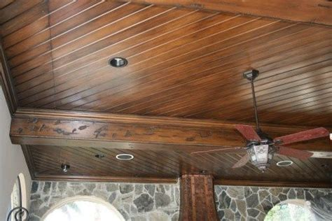 Tongue and Groove Ceiling - miami - by Matot Mouldings