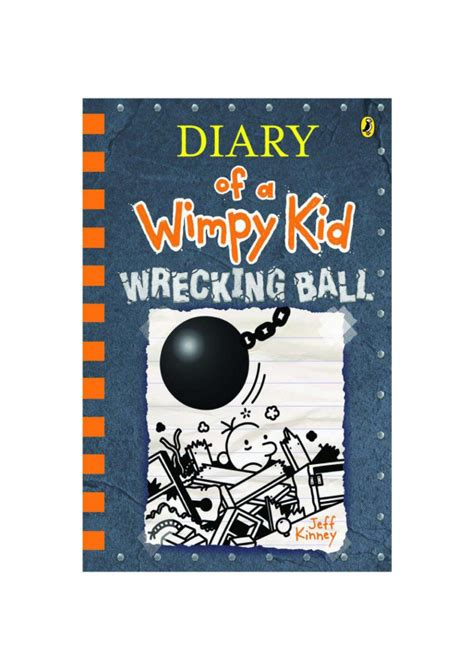 [Download] Diary of a Wimpy Kid: Wrecking Ball - Jeff