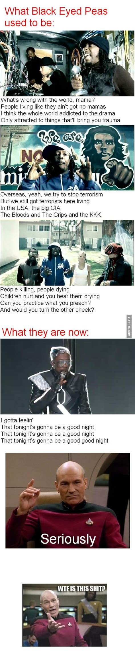 Seriously,what happened? - 9GAG