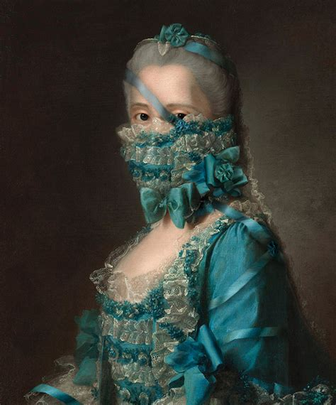 The Beautiful and Unthreatening Hidden Portraits By Volker
