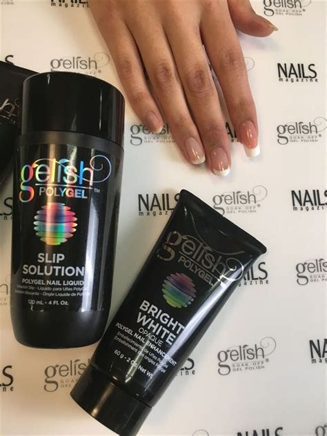 10 Things to Know About PolyGel | Polygel nails, Gel nails