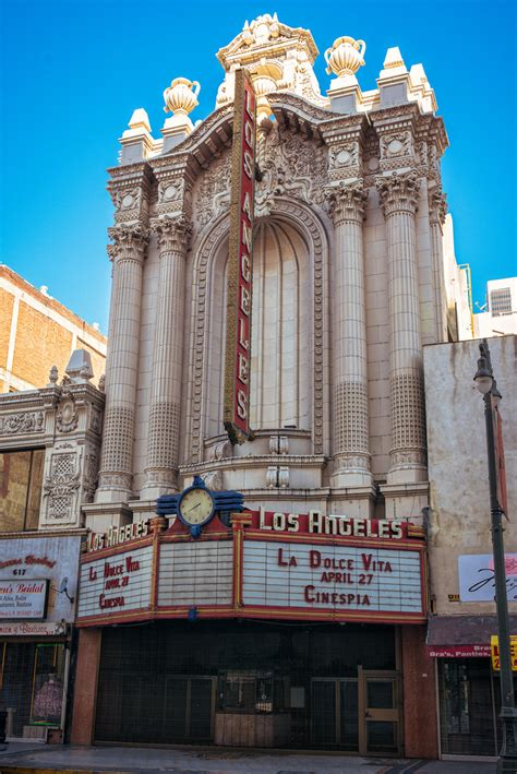 Los Angeles Theatre (1931), view02, 615 S Broadway, Los An