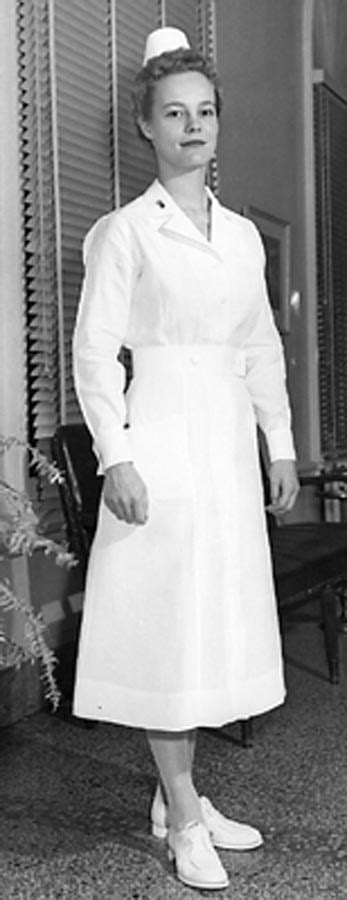 Office of Medical History - White Duty Uniforms, 1901-2000