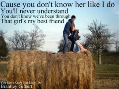Country Music Quotes About Friends