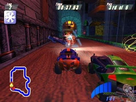 Room Zoom: Race For Impact (Original Xbox) Game Profile