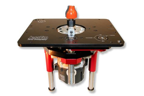 JessEm Mast-R-Lift II Router Lift Review - Router Table