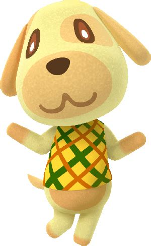 Goldie - Animal Crossing: New Horizons Wiki Guide - IGN