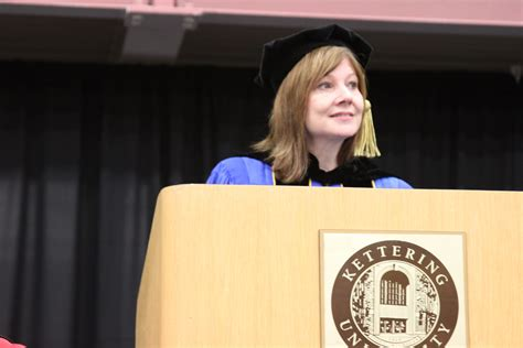 GM's Mary Barra will deliver commencement address