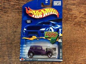 1932 FORD VICKY REDLINE HOT WHEEL COLLECTOR NO