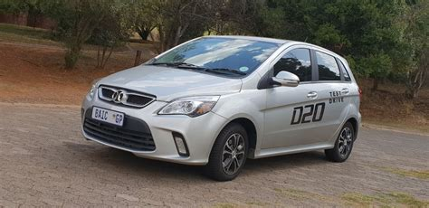 REVIEW | The 2018 BAIC D20 is surprisingly cheap but