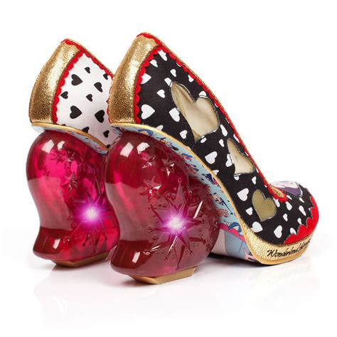 16 Shoes Inspired By Alice In Wonderland That Are Beyond
