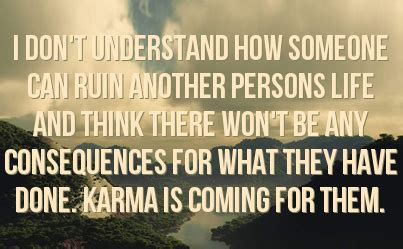 Quotes About Karma Consequences