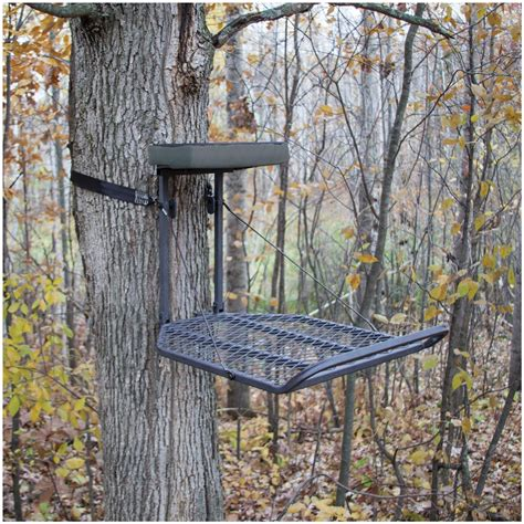 Rivers Edge Big Foot XL Classic Hang-On Tree Stand