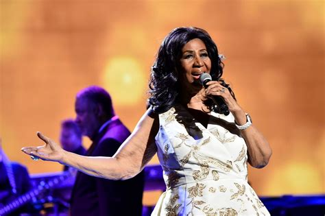 New woman: Aretha Franklin debuts dramatic weight loss and