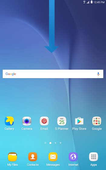 Galaxy Tab E LTE - Transfer files between your tablet and