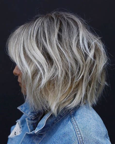110 Silver Blonde Hair Ideas for the Ice Queen in You