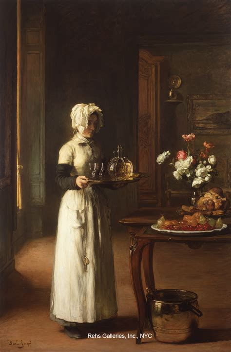 The Serving Maid
