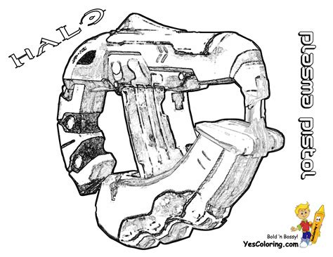 Ice Cold Xbox Halo Printables   Free   YesColoring   Halo