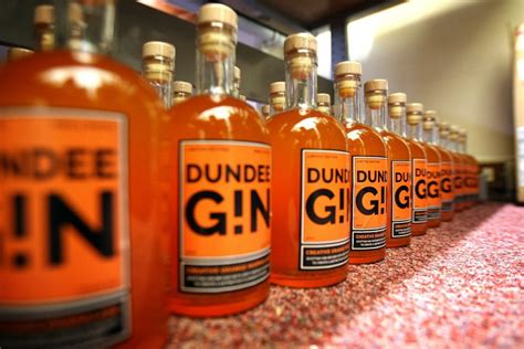 Why Dundee Gin maker Peter Menzies hopes the future's