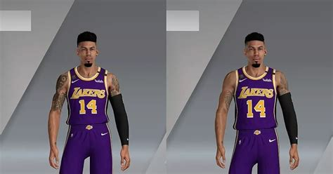 NBA 2K20 Danny Green Cyberface and Body Update by TACO