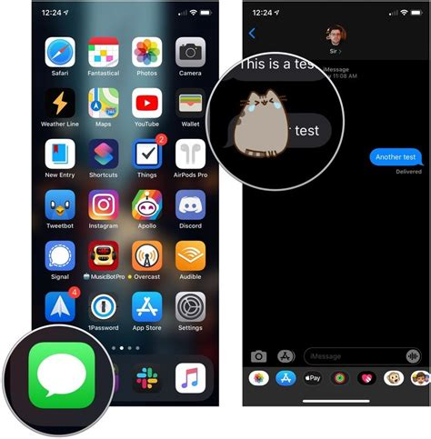 How to use stickers and apps in Messages on iPhone and